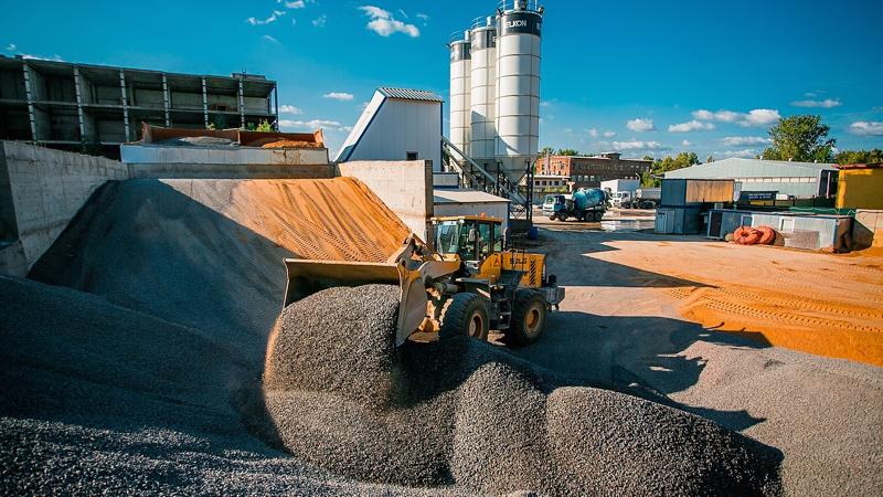 Бетон купить в рязанской области экзотермическая реакция бетона